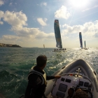The Wave Muscat teknesine doğru