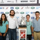 Extreme Sailing Series İstanbul 2015 - Altıncı adam