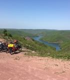 Darlık barajı manzara