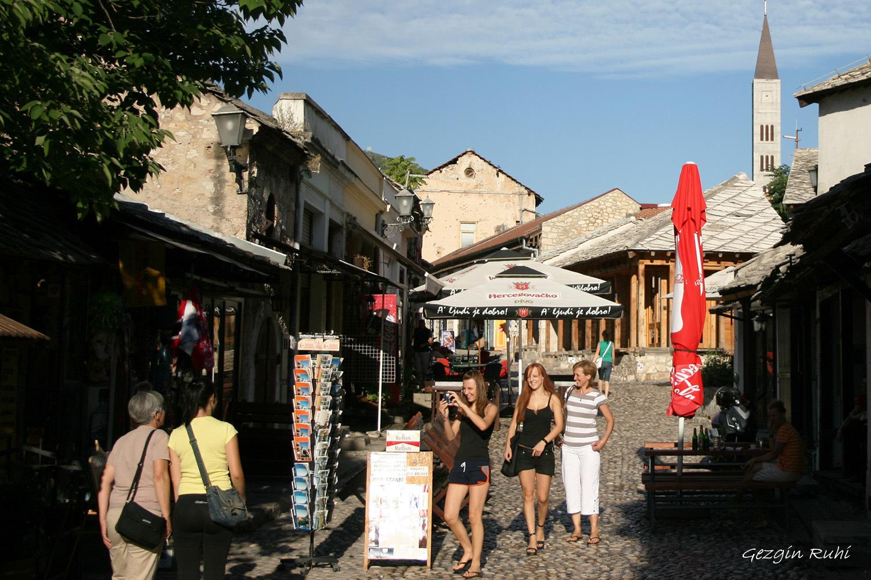 Mostar Gezi Notları - Eski Çarşı / Mostar