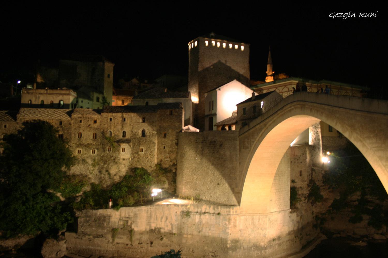 Mostar Gezi Notları - Mostar Köprüsü / Mostar