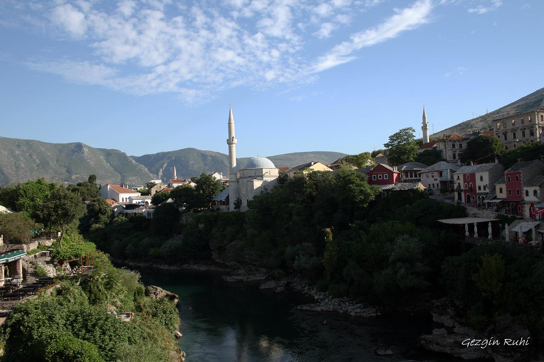Mostar Gezi Notları - Neretva Nehri / Mostar