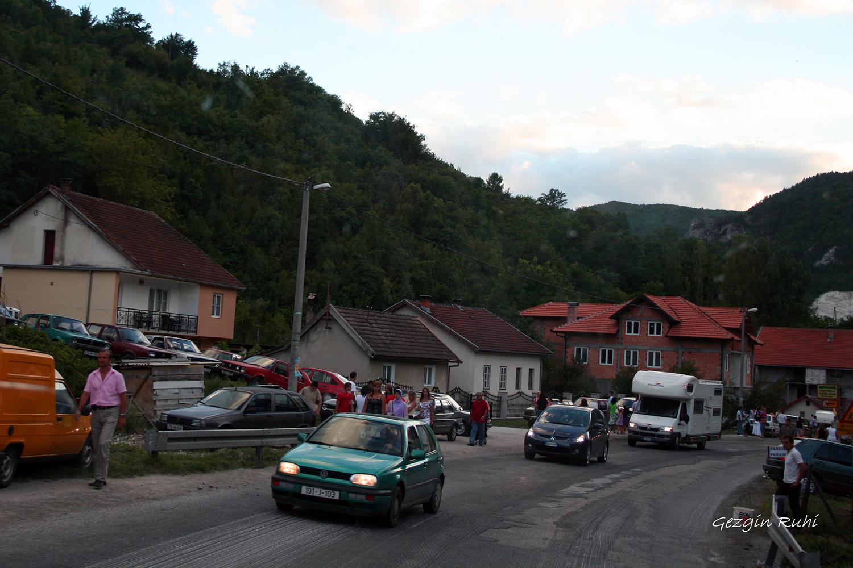 Mostar Gezi Notları - Saraybosna-Mostar yolu