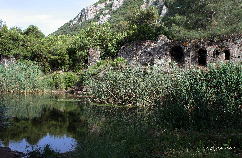 Olimpos Antik Kenti