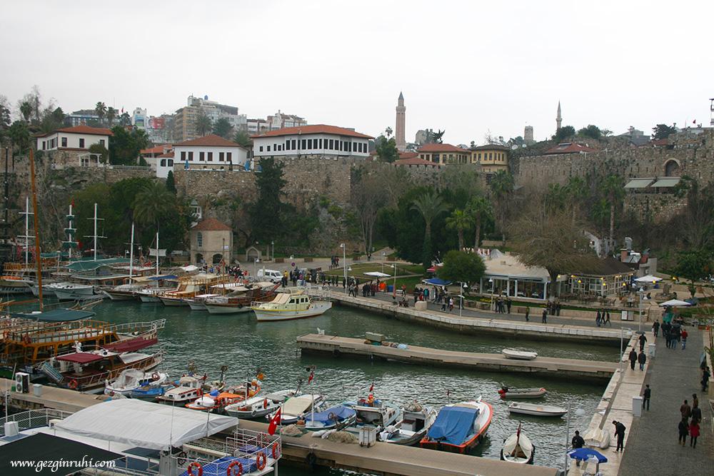 Antalya'nın yaşayan müzeleri