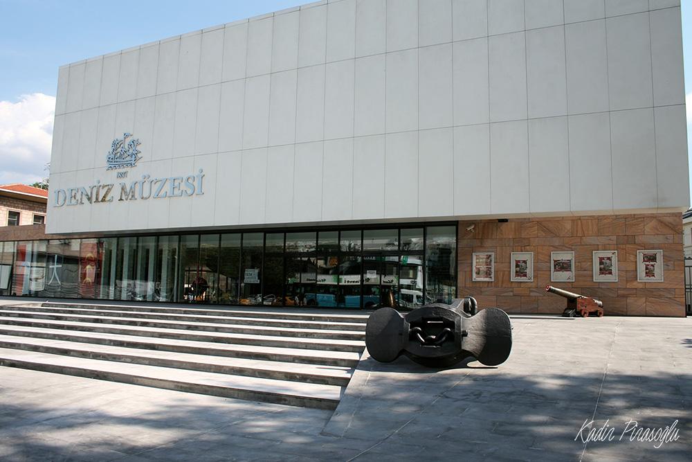 İstanbul Deniz Müzesi - Beşiktaş