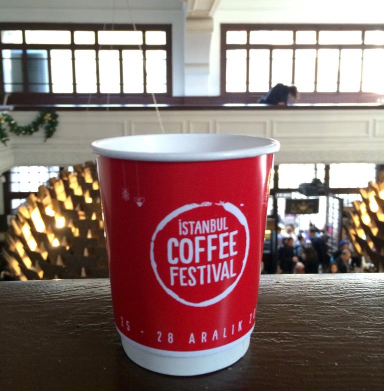 İstanbul Coffee Festival - İstanbul'un en güzel kahve mekanları