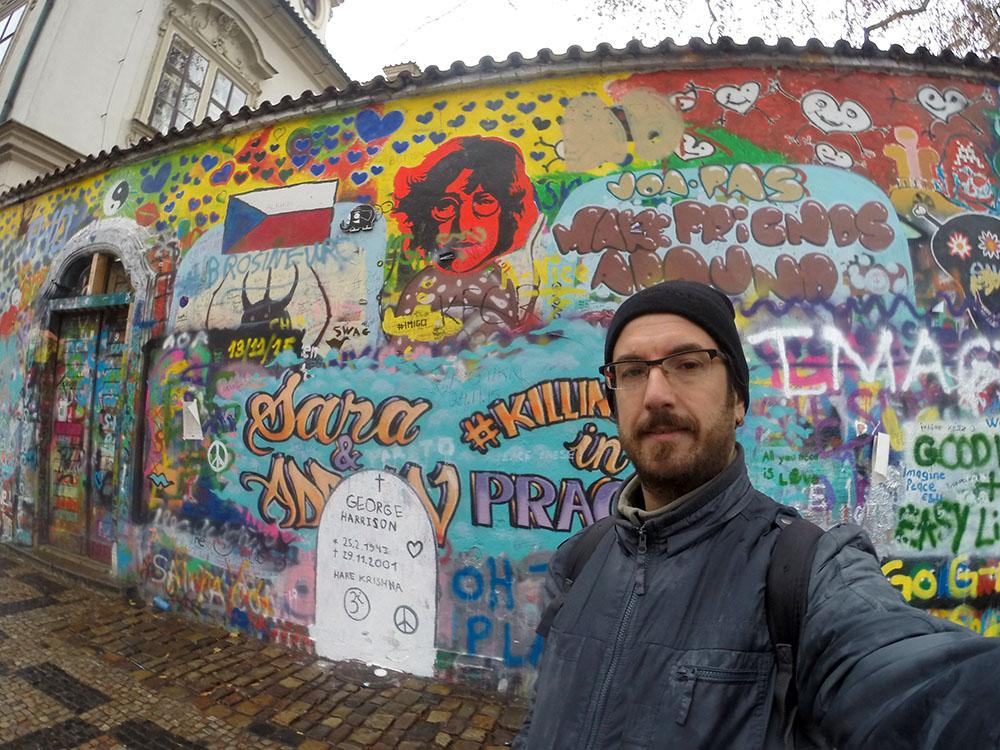 John Lennon Duvarı, Prag - 2015 Yılında Gezip Gördüğüm Yerler