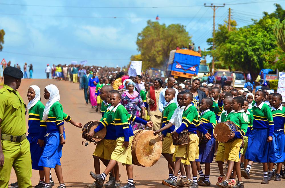 Buse Aganday-Tanzanya Halk