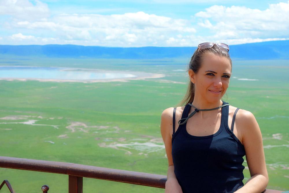 Buse Aganday - Tanzanya