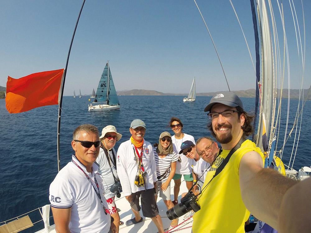 Marmaris Loryma Cup - Yarış Komitesiyle Birlikte
