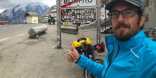 Bisikletle Stelvio Geçidi